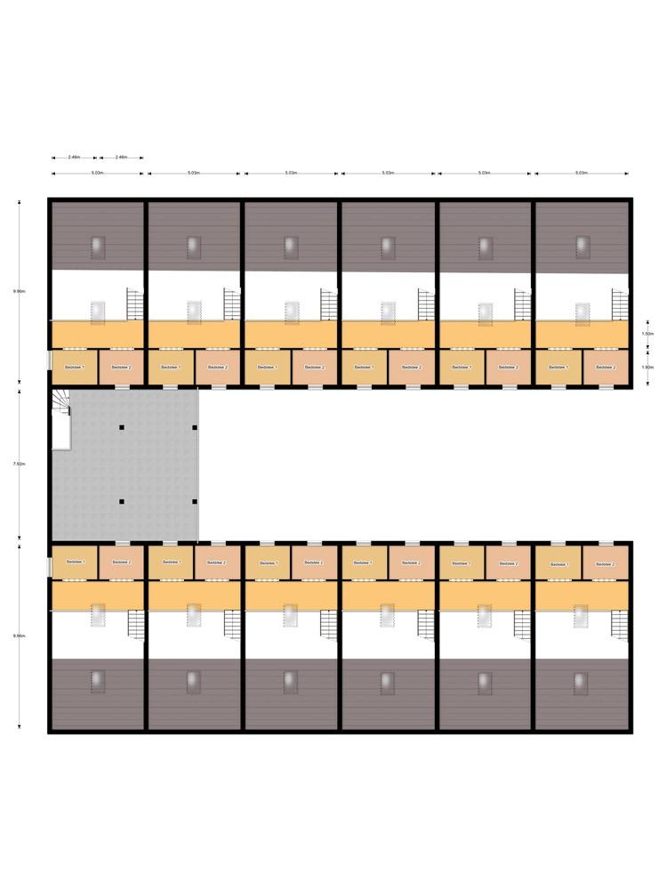 't Agterhuys 1e verdieping 2d